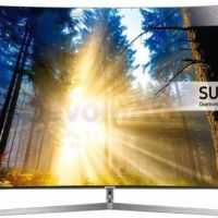 Televizor LED Samsung 165 cm (65) UE65KS9000, Ultra HD 4K, Smart TV, Ecran Curbat, WiFi, Ci+
