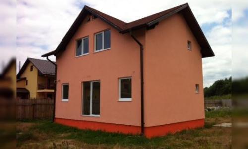 Casa Brasov Stupini - Str. Plugarilor - Constructie Noua 2013 - SUPER OFERTA !!!- Particular - - CASA ESTE FINALIZATA !!!- STUPINI - Plugarilor 6 S- 2 Fronturi stradale: 10 ml + 15 ml- La 4 minute de complex Bartolomeu!>Detalii casa:- PART