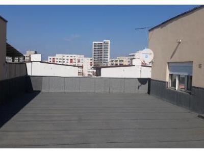 Inchiriez - Penthouse cu terasa zona Arcul de Triumf