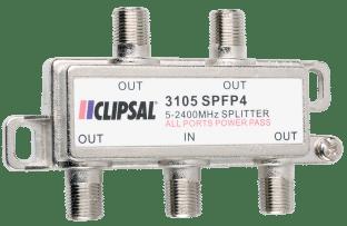 Clipsal MATV System Splitter