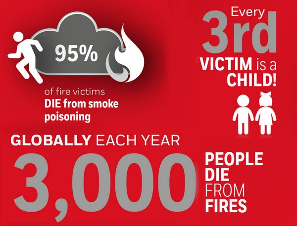 Fire Infographic