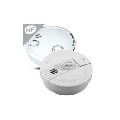 Zeta Battery Operated Smoke Detector