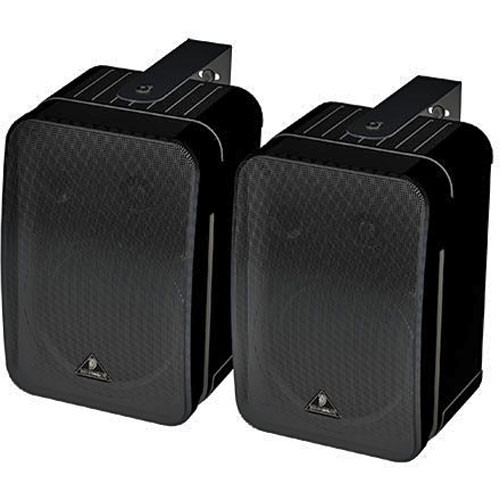 """Behringer 1C Monitor Speakers 100watts 5.5"""" 2-Way Louspeakers"""