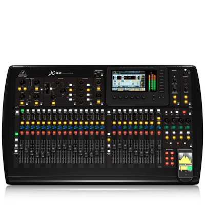 Behringer X32 40-Channel Digital Mixing Console