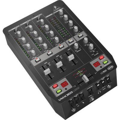 BEHRINGER PRO DJ Mixer VMX300USB