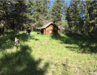 The Small Cabin - Off Grid Cabin Living
