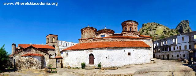 Treskavec Monastery near Prilep, Macedonia – Photo Gallery