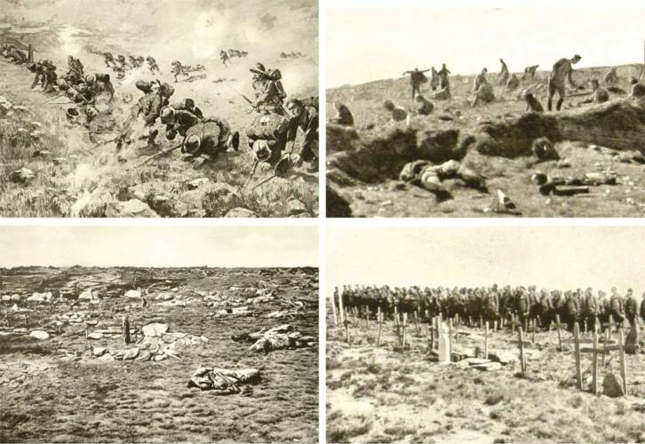 Kajmakcalan Battle - September 1916