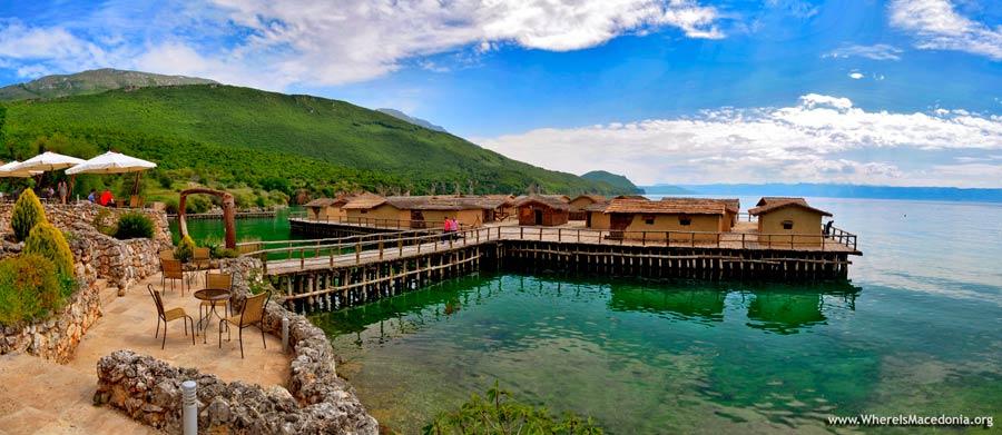 Muzej na voda- Ohrid