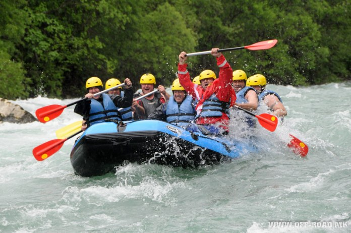 rafting tara off road macedonia