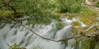 Vevcani springs Macedonia