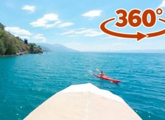 ohrid lake 360