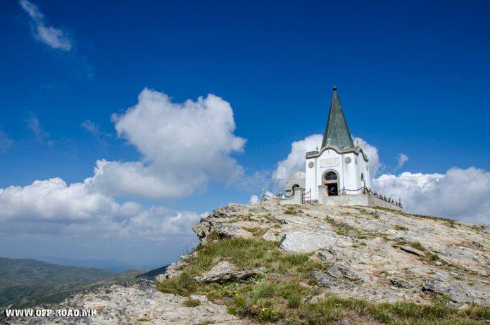 Kajmakcalan peak - Nidze mountain, Macedonia