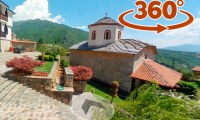 Манастир Рајчица – Св. Ѓорги Победоносец – 360* панорами