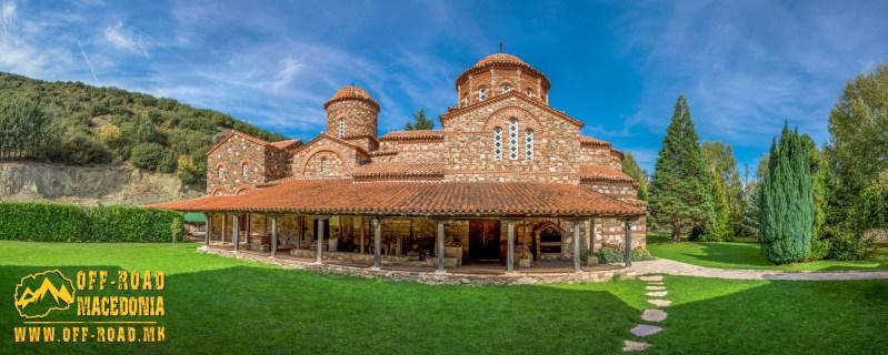 Свети Леонтиј - Манастир Водоча