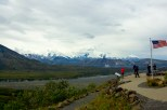 Mount Mckinley from the Mandy and John near the Eielson Visitor Center