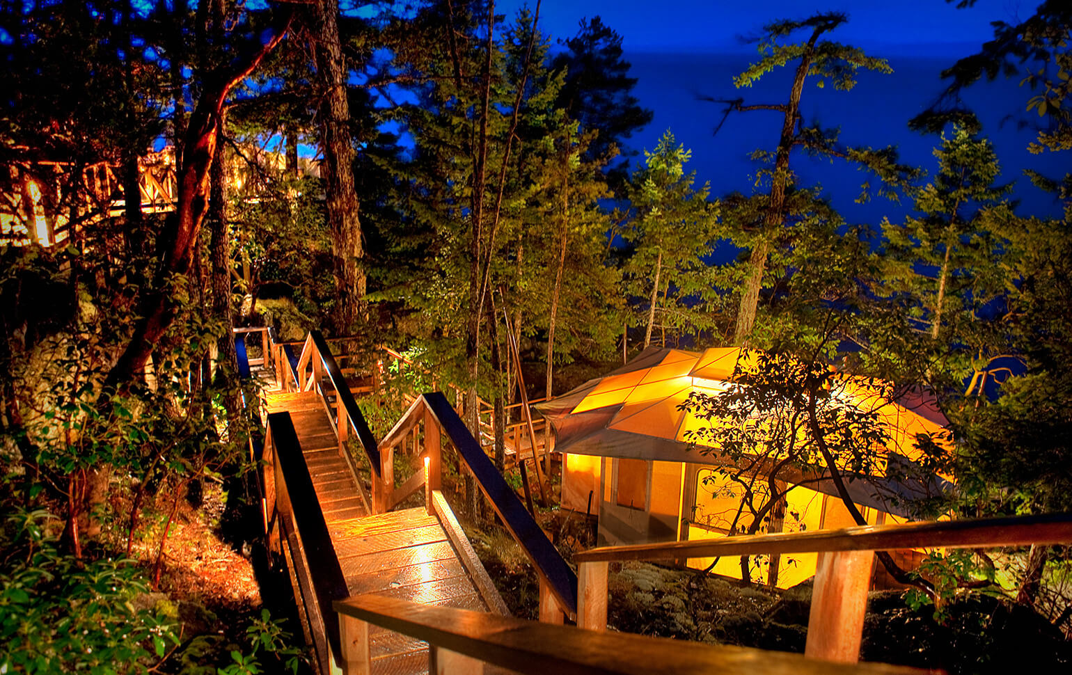 Glamping 9 Places to Only Pretend Youre Roughing It