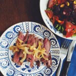 Seared Beef Heart, and formation of the National School Lunch Program