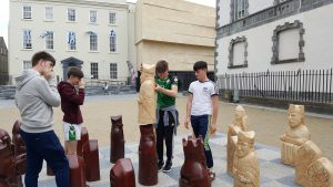 Borrisoleigh St Joseph's College TY Students Head To Waterford
