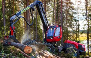 Tipp Firm To Represent Komatsu Forest Equipment In Ireland