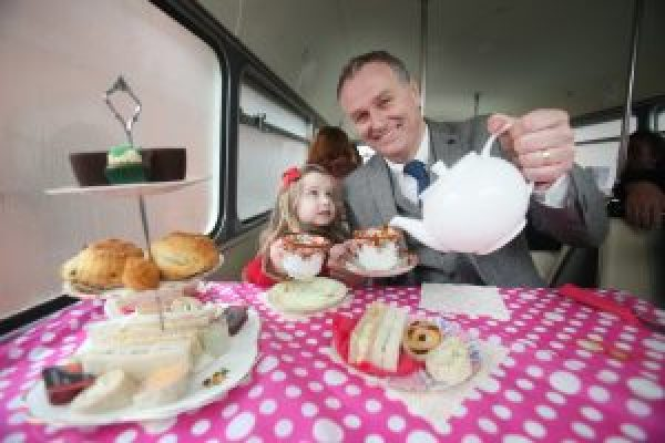 Put On Kettle For Alzheimer Society Of Ireland Tea Day