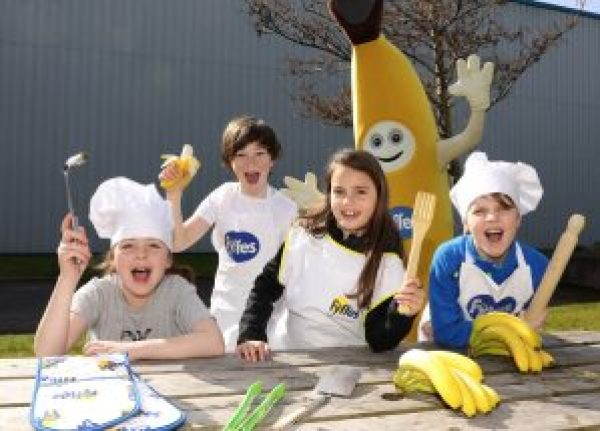 Tipperary Asked To 'Go Bananas' In Support Of Temple Street Children's Hospital