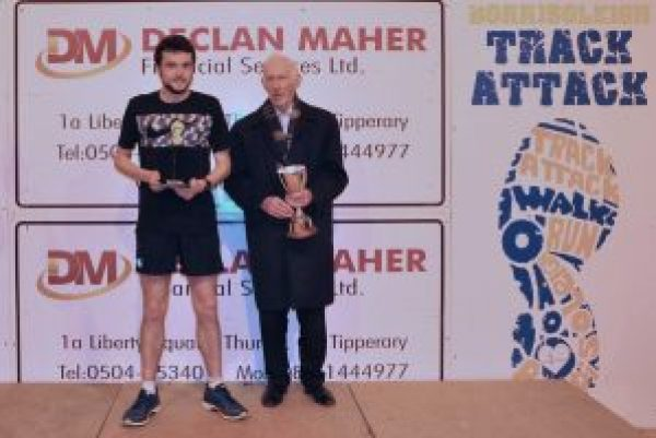 Henness And Murnane Crowned Borris Mile Champions