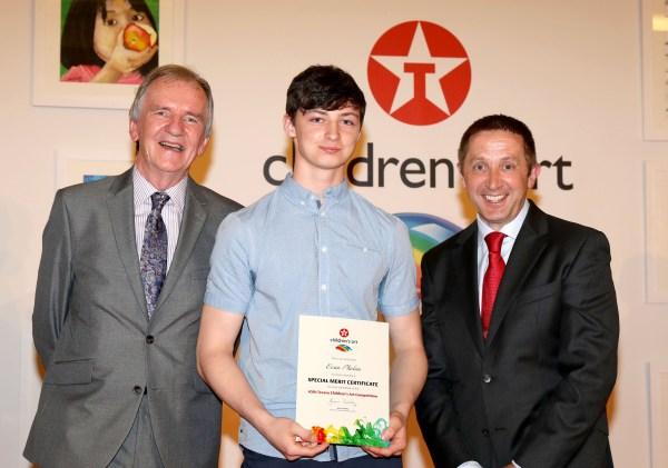 Talented Tipperary Students Win Texaco Awards