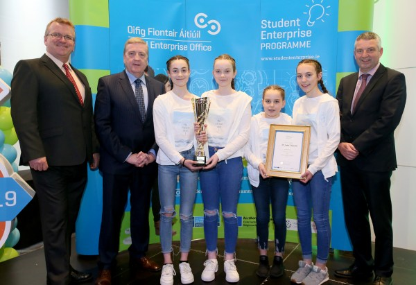 National success for Tipperary students at the Student Enterprise Programme National Finals in Croke Park
