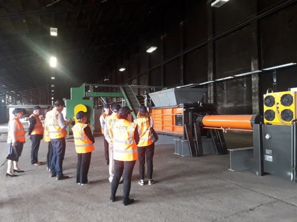 New Jobs in Littleton as Bord na Móna Partnership with Chinese Recycling Company sees former Briquette factory go from Brown to Green