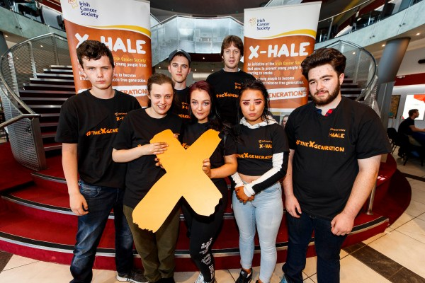 Clonmel Youth Training Centre takes Overall Senior Winner title home to Tipperary from Irish Cancer Society X-HALE Youth Awards 2019