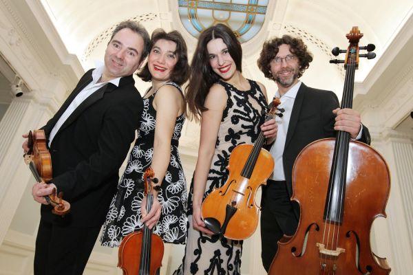 ConTempo Quartet at The Source Arts Centre Thurles