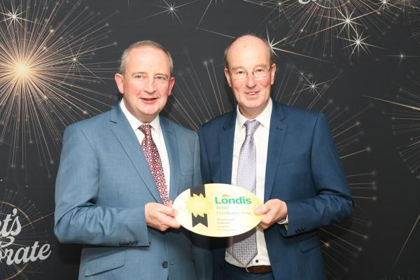 Tipperary Stores Receives Top Honours at the 2019 Londis Retailing Awards