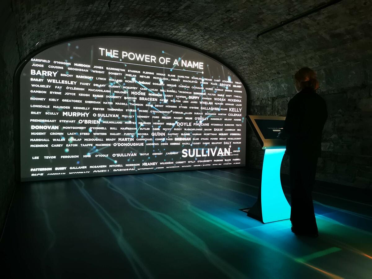EPIC The Irish Emigration Museum invites people of Irish heritage all over the world to bring their family name back to Irish shores #EPICmuseum