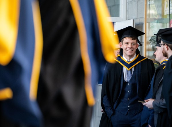 The LIT Thurles Class of 2019 is assured LIT's core values of inclusivity, equality and access to learning will be extended to even more people as it prepares for life as a Technological University