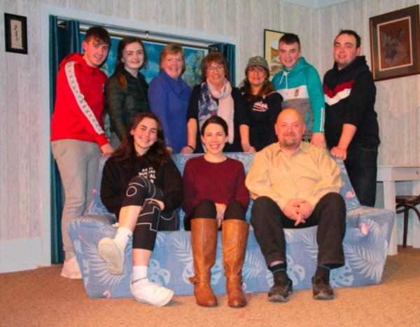 Borrisokane Players 2020 Production of 'Mother Knows Best'