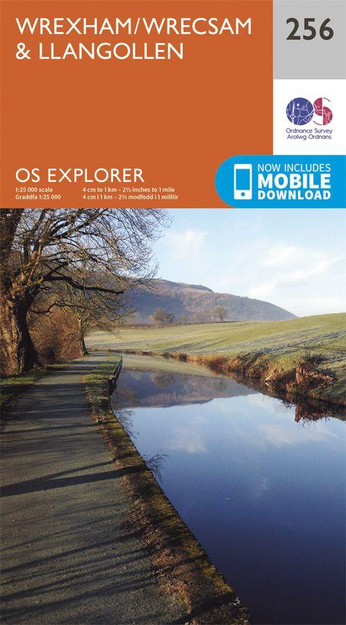 os-explorer-256-wrexham-wrecsam-llangollen-10184-p1