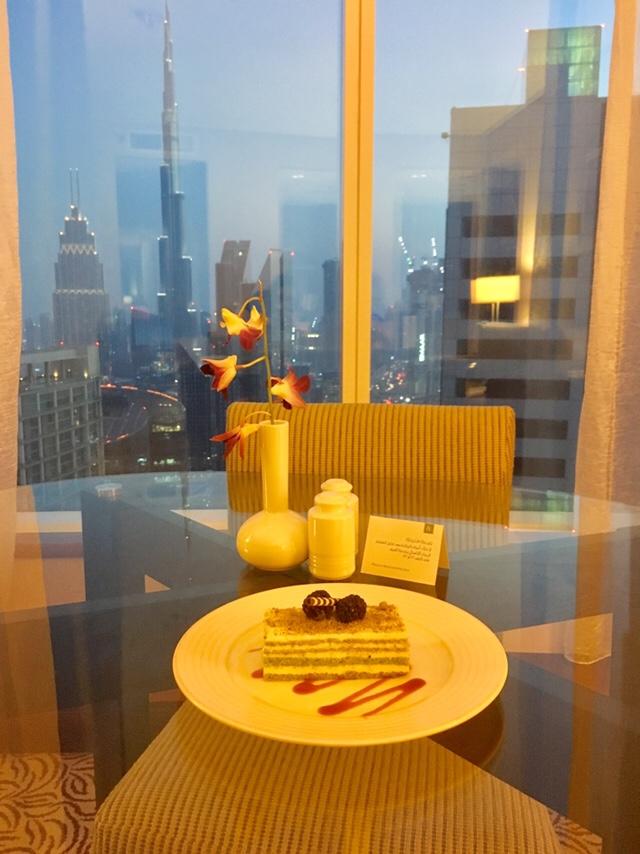 Rose Rayaan hotel room