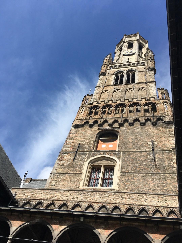 Belfort in Bruges