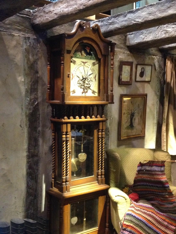 The Weasley's Clock