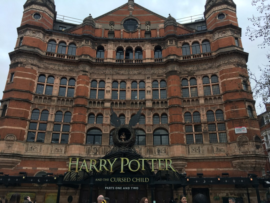 Harry Potter and the Cursed Child theatre