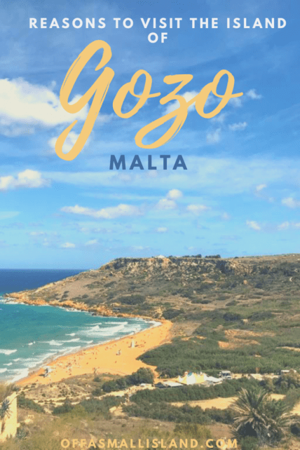 Pinterest - Reasons to visit gozo