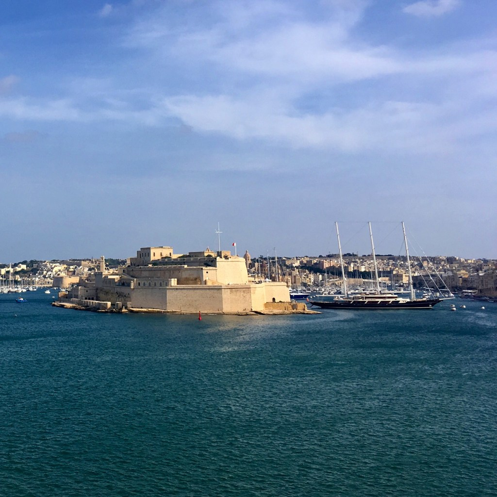 Three Cities Malta Grand Harbour