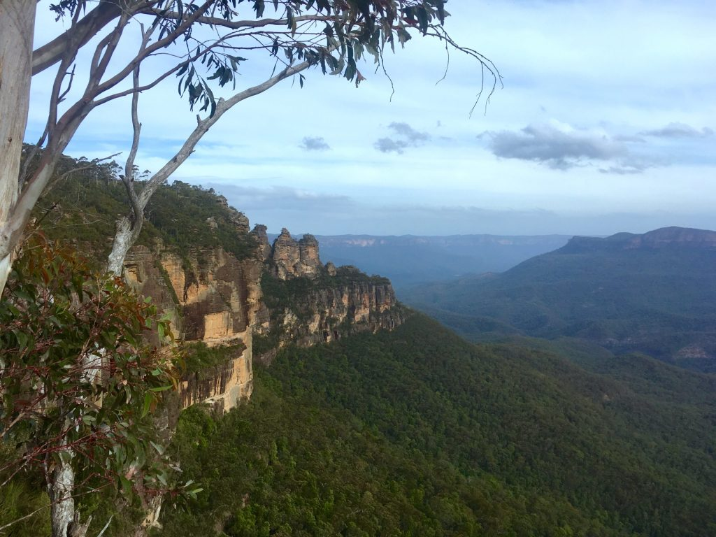 Three Sisters, Blue Moutains, New South Wales, Australia