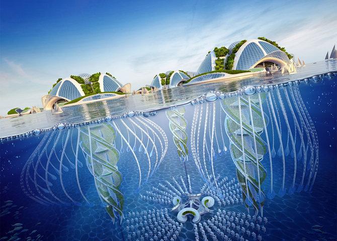 Aequorea-Oceanscraper-3D-printed-from-recycled-ocean-trash_Vincent-Callebaut_dezeen_1568_13