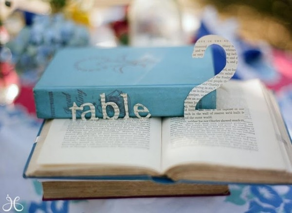 book-table-numbers