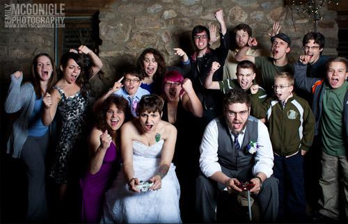 video-game-wedding-group