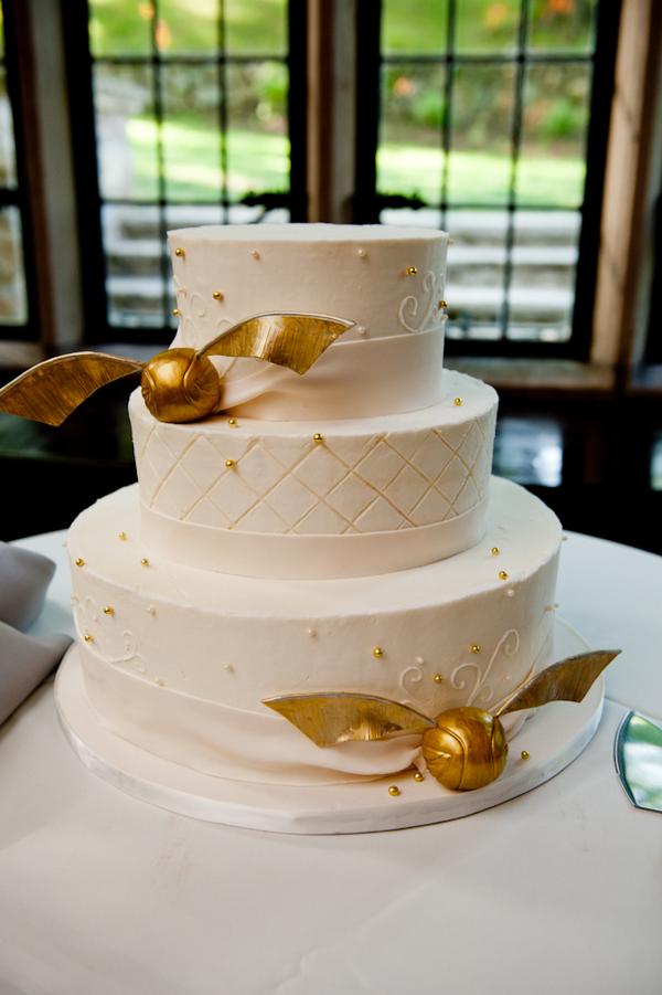 golden-snitch-cake