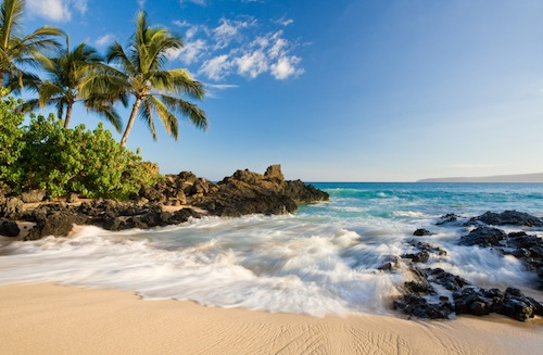 Traveler's Joy users can tell you things like how to get to this beach in makena cove in Maui.