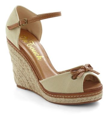 Style in Your Wake Wedge